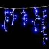 Гирлянда ICICLE FLASH DELUX 2x0,9м (Сталактит) 126 LED синий