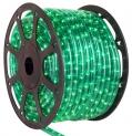 Дюралайт DELUX LRLх2 LED 2-полюсный зеленый