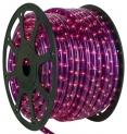 Дюралайт DELUX LRLх2 LED 2-полюсный фиолетовый