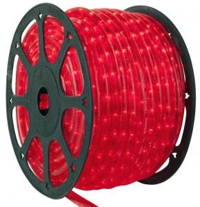 Дюралайт DELUX LRLх2 LED 2-полюсный красный
