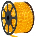 Дюралайт DELUX LRLх2 LED 2-полюсный желтый