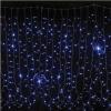 Гирлянда Curtain Digital DELUX 2х2м (Цифровая штора) 240 LED синий